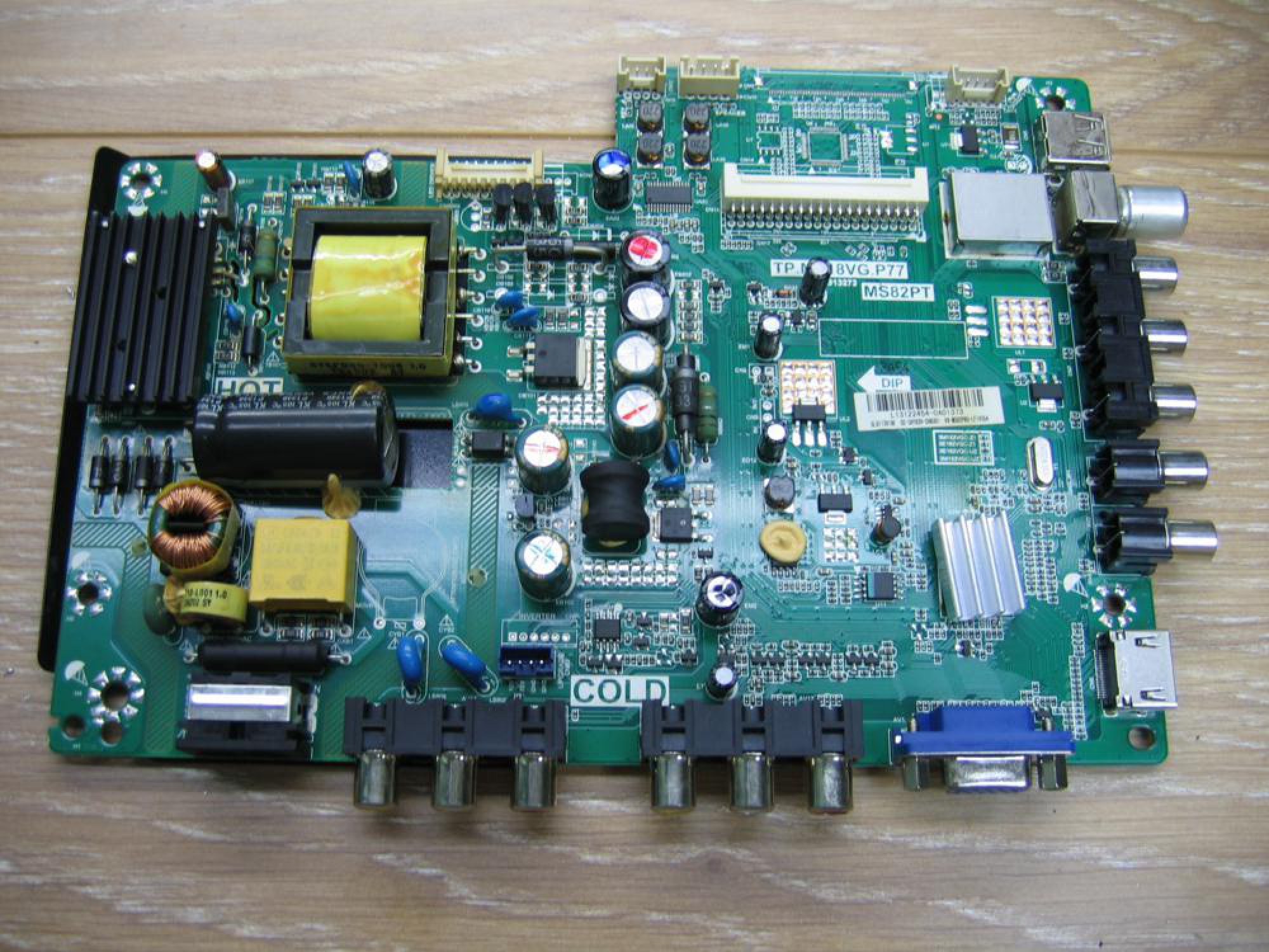 Hyundai h-led32v19 схема