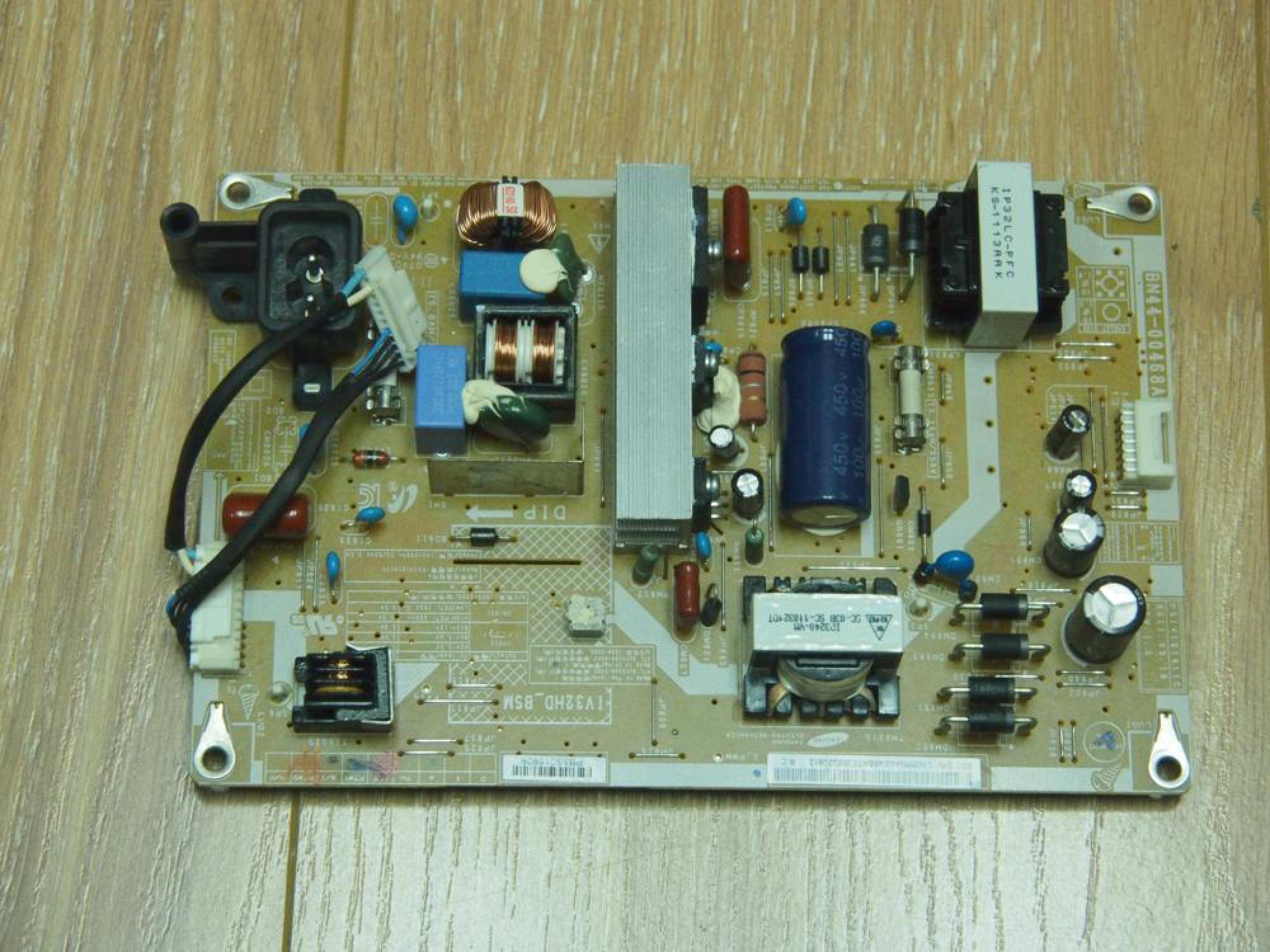 Samsung le32d403e2w схема
