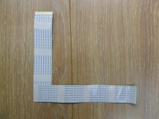 Шлейф длина 340 мм, ширина 31 мм, 30 pin