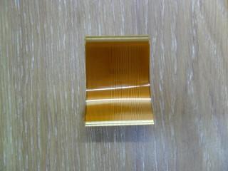 Шлейф длина 59 мм, ширина 40 мм, 80 pin